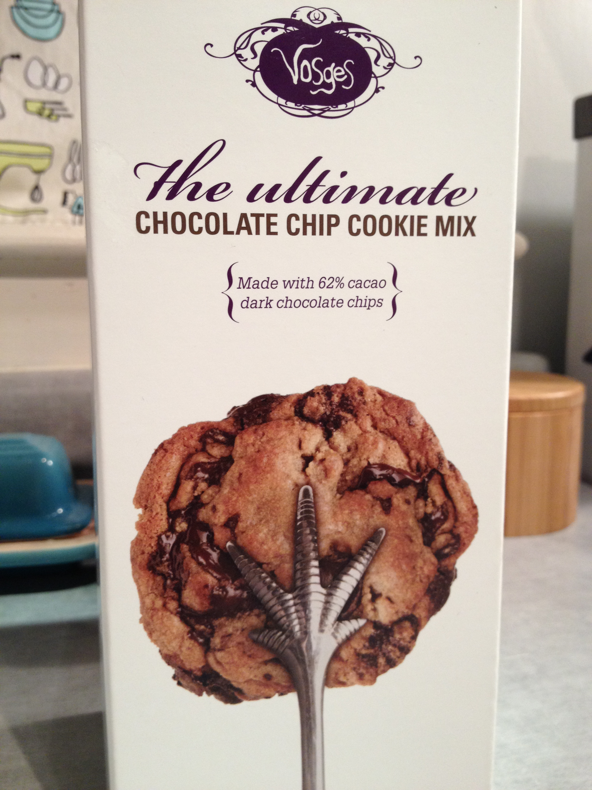 Vosges Ultimate Chocolate Chip Cookies aka The Most Expensive Box ...
