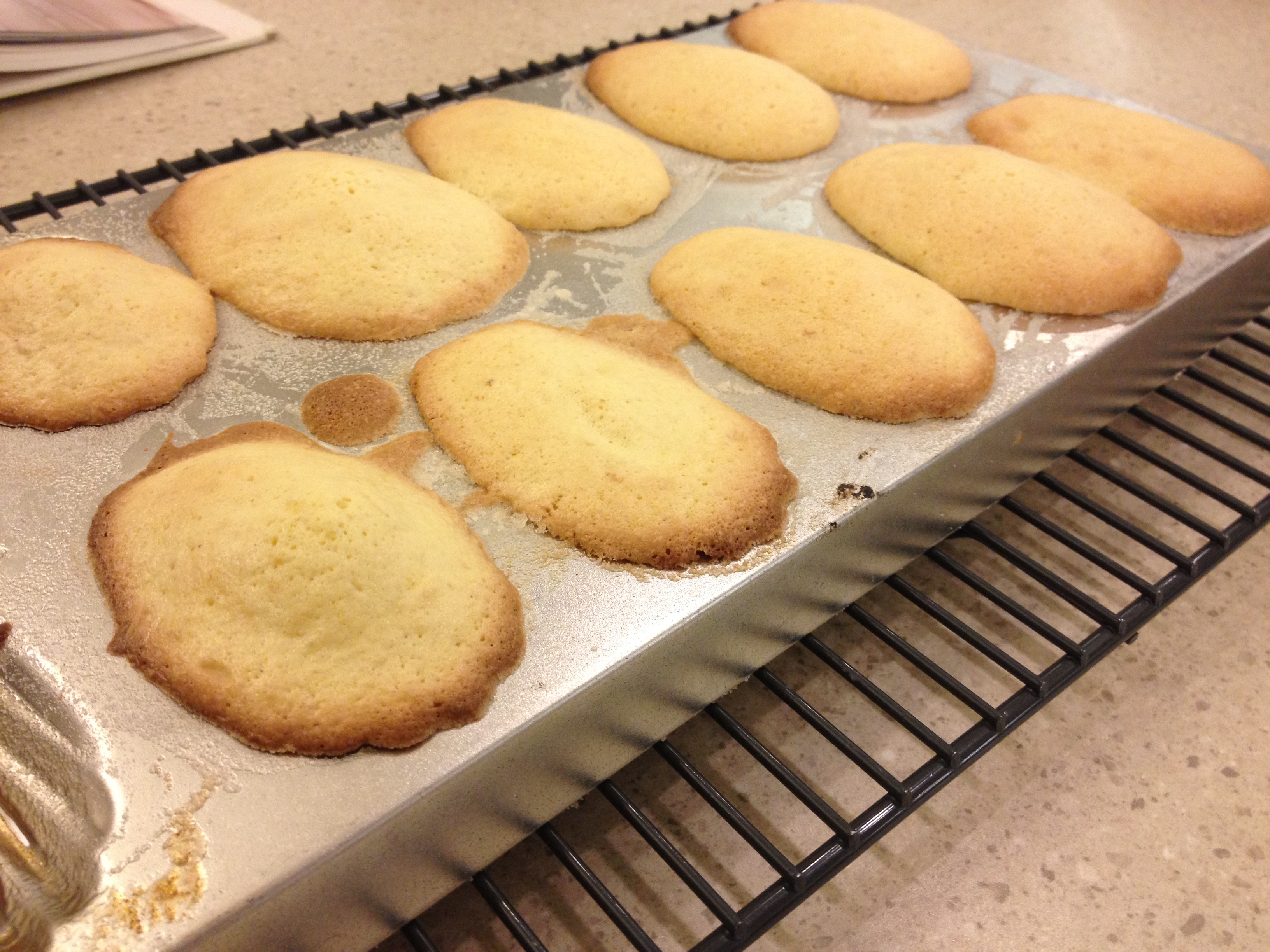 Almond Scones With Grand Marnier Glaze Recipes — Dishmaps